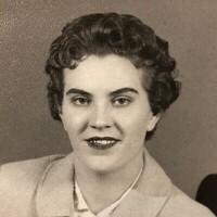 Edna May Globush  December 26 1932  October 09 2020 avis de deces  NecroCanada