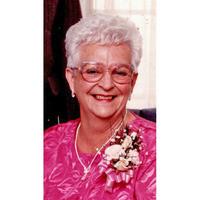 Ethel June Caldwell  June 24 1926  October 23 2020 avis de deces  NecroCanada