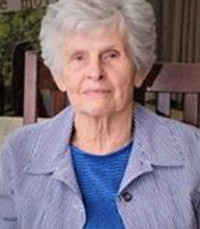 Albertha Betty Johanna Van Daalen Swaters  Thursday October 29th 2020 avis de deces  NecroCanada