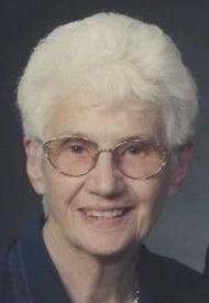 Grace Christine Thomas  19232020 avis de deces  NecroCanada