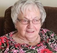 Clara Broad  19322020 avis de deces  NecroCanada
