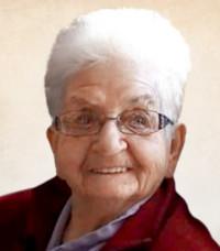 Cecile Montpetit  1930  2020 avis de deces  NecroCanada