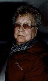 Evangeline Hebert  19302020 avis de deces  NecroCanada