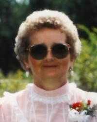Mme Lucille Charlebois Cloutier 5 novembre   2020 avis de deces  NecroCanada
