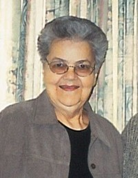 Blanche Hjorleifson  November 7 2020 avis de deces  NecroCanada