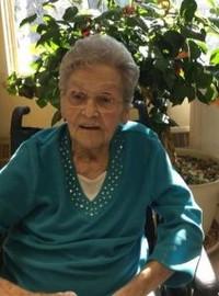 Faye Morrow  April 18 1929 – November 9 2020  Age 91 avis de deces  NecroCanada