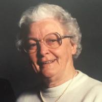 Teresa Ida MORRIS  October 12 1921  November 10 2020 avis de deces  NecroCanada