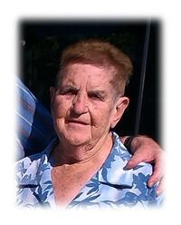 Gladys May Seneshen nee Pedley  November 10th 2020 avis de deces  NecroCanada