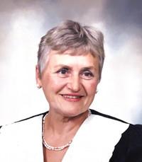 Irene Helene Miller Wisotzki  November 11 2020 avis de deces  NecroCanada