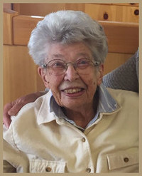 Betty Farrer Gould  2020 avis de deces  NecroCanada
