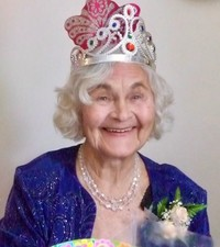 Mae Henrietta Theresa Turek  May 6 1932  November 9 2020 avis de deces  NecroCanada
