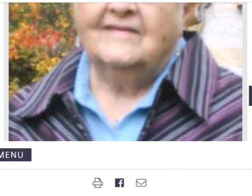 Joyce Margaret Carmichael  2020 avis de deces  NecroCanada