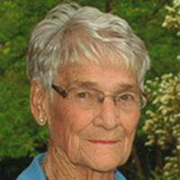 Edith Alice Ruth Johnson  January 21 1930  November 19 2020 avis de deces  NecroCanada