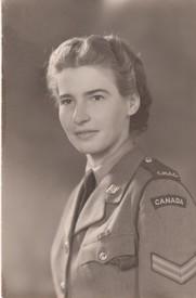 Phyllis Hyde Eastcott  January 17 1922  November 16 2020 (age 98) avis de deces  NecroCanada