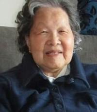 Chuen Lan Jean Fong  Monday November 23rd 2020 avis de deces  NecroCanada