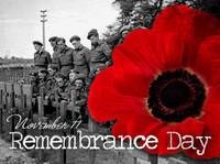Remembrance Day Ceremony  2020 avis de deces  NecroCanada