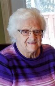Zeta Margaret Lackie Johnson  19332020 avis de deces  NecroCanada
