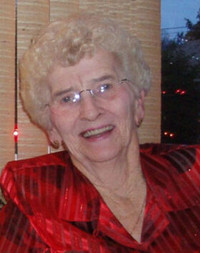 Gertrude Mabel Robertson nee Harwood  November 8 1929  November 13 2020 avis de deces  NecroCanada