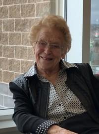 Betty Halliday Clarke Wood  April 5 1926 to November 5 2020 avis de deces  NecroCanada