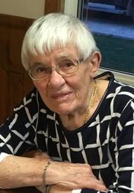 Marie Mary Bowser  November 26 2020 avis de deces  NecroCanada