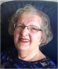 Mills Marion Elizabeth nee Anderson  November 27th 2020 avis de deces  NecroCanada