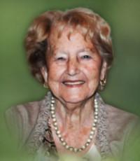 Alfreda Denis  10 avril 1932 – 27 novembre 2020