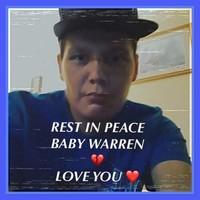 Warren Stuart-Towegishig  November 29 2020 avis de deces  NecroCanada