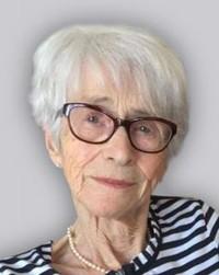 TREMBLAY Jeannine  9 décembre 2020 avis de deces  NecroCanada
