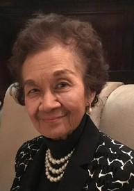 Florita Sebastian Tumaneng  October 6th 2020 avis de deces  NecroCanada