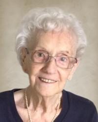 Jeannine Dionne Bilodeau  1925  2020 (95 ans) avis de deces  NecroCanada