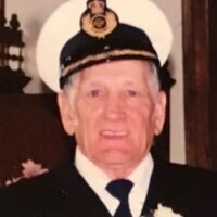 Capt Eric Russell Pinch  May 08 1933  November 21 2020 avis de deces  NecroCanada