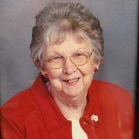 Grace Elizabeth Ledgerwood of Simcoe Ontario  February 23 1934  December 12 2020 avis de deces  NecroCanada