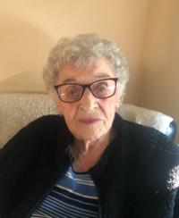 Bertha Johnson  December 5 1923  December 14 2020 (age 97) avis de deces  NecroCanada