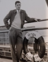 John Harold Davies P Eng  October 8 1927
