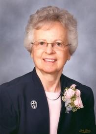 Sister Theresa Marie
