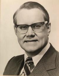 Arnold Bruce Bjornsson  25 juillet 1931