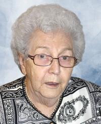Therese Mercier Fournier  19282020  Décédé(e) le 12 décembre 2020 CapSaintIgnace. avis de deces  NecroCanada