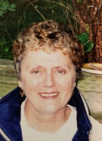Christina Evelyn Tost  2020 avis de deces  NecroCanada