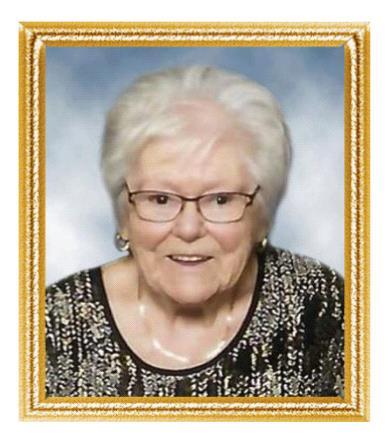 Mme Claire Boisvert Laplante  11 mai 1932  17 décembre 2020 avis de deces  NecroCanada