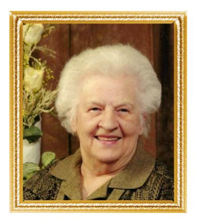 Mme Rita Brodeur  9 octobre 1925  15 décembre 2020 avis de deces  NecroCanada