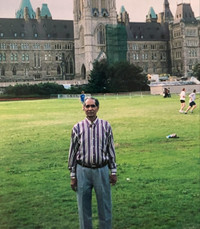 Sohan Singh Partap Singh Azad  Thursday December 17th 2020 avis de deces  NecroCanada