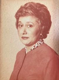 POULIOT nee PRUD'HOMME Lise  19312020 avis de deces  NecroCanada
