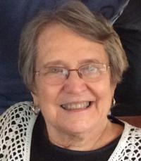 Sally Valeta Knight DeLong  Saturday December 12th 2020 avis de deces  NecroCanada