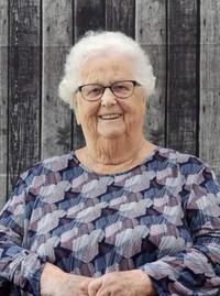 Shirley Vernon Whitten nee Down  January 30 1931 to December 18 2020 avis de deces  NecroCanada