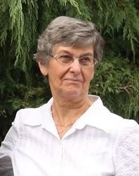 Alma Jean Bergman  2020 avis de deces  NecroCanada