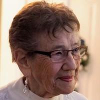 Annette Deschamps  1934  2020 avis de deces  NecroCanada