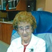 Marie Rickert  2020 avis de deces  NecroCanada