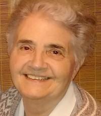 Peggy Richardson  Sunday November 29th 2020 avis de deces  NecroCanada
