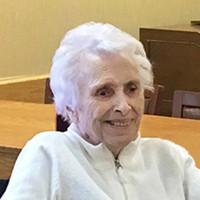 Ruth Louise Pottier  January 23 1927  December 20 2020 avis de deces  NecroCanada