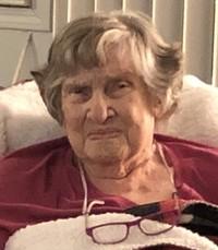 Eileen Hodges  Tuesday December 22 2020 avis de deces  NecroCanada